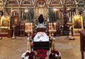 Епископ Орехово-Зуевский Пантелеимон совершил отпевание протоиерея Николая Ведерникова
