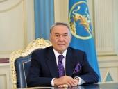 Поздравление Святейшего Патриарха Кирилла Первому Президенту Республики Казахстан Н.А. Назарбаеву с 80-летием со дня рождения