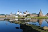 Оперштаб Архангельской области напомнил, что Соловки по-прежнему закрыты для туристов