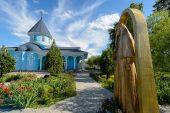 Глава Казахстанского митрополичьего округа провел рабочее совещание по вопросам строительства паломнического центра Иверско-Серафимовского монастыря Алма-Аты