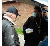 Две тонны продовольствия за два дня передала нуждающимся Томская епархия