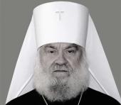 Преставился ко Господу митрополит Черкасский и Каневский Софроний