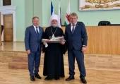 Митрополиту Уфимскому Никону присвоено звание «Почетный гражданин города Уфы»