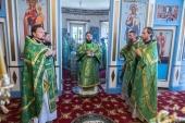 В Вологодской митрополии прошли торжества по случаю 600-летия образования Александро-Куштского монастыря