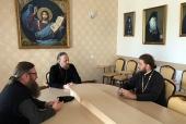 Ответственный секретарь Синодального комитета по взаимодействию с казачеством посетил Переславскую епархию