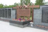 Представители Полоцкой епархии приняли участие в открытии мемориального комплекса «Урочище Пески» в Полоцке