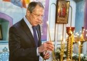 Поздравление Святейшего Патриарха Кирилла министру иностранных дел России С.В. Лаврову с днем тезоименитства
