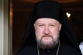 Patriarch Kirill congratulates Bishop Anthony of Moravici on his 50th birthday