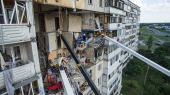Украинская Православная Церковь оказывает помощь пострадавшим от взрыва дома в Киеве