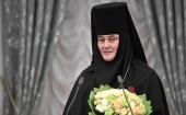 Патриаршее поздравление настоятельнице Покровского ставропигиального монастыря игумении Феофании (Мискиной) с 55-летием со дня рождения