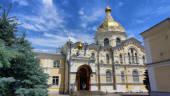 Глава Ставропольской митрополии совершил Литургию в выпускной день Ставропольской духовной семинарии