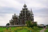 Церковь Преображения Господня на острове Кижи откроется в июле