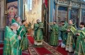 В Вологде состоялись торжества в день празднования Собора Вологодских святых