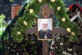 На девятый день по кончине митрополита Софрония (Дмитрука) в Черкассах молитвенно помянули почившего архипастыря