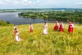 Казанской епархией организован фольклорный образовательный лагерь
