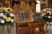 Годовщину преставления святителя Иоанна (Максимовича) молитвенно отметили в московском представительстве Православной Церкви в Америке