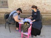 В Урюпинской епархии 100 семей получат продуктовые наборы