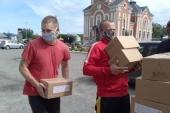 Синодальный отдел по благотворительности начал передачу средств в епархии для закупки продуктовых наборов для нуждающихся. Информационная сводка от 3 июля 2020 года