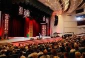 Митрополит Минский Павел принял участие в торжественном собрании, посвященном Дню независимости Республики Беларусь