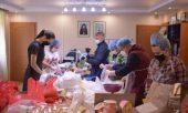 В течение трех месяцев православные добровольцы обеспечивали бесперебойную доставку продуктов нуждающимся выксунцам