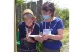 Православные добровольцы Сызрани раздали 200 продуктовых наборов нуждающимся