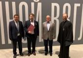 Хор духовенства Санкт-Петербургской митрополии получил награду Комитета по культуре Северной столицы