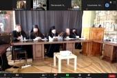 В Московской духовной академии прошли заседание Ученого совета и Общее собрание профессорско-преподавательской корпорации