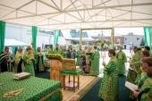 В Муромской епархии прошли торжества в честь святых Петра и Февронии