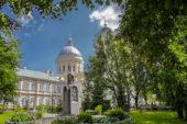 Комплекс зданий Александро-Невской лавры в Санкт-Петербурге планируют отреставрировать за 10 лет