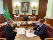 Подписано соглашение о сотрудничестве между Башкортостанской митрополией и УФСИН РФ по РБ