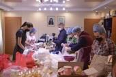 В Выксе епархиальный проект продуктовой помощи получил поддержку благотворительного фонда «ОМК — Участие»