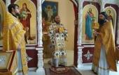 В Северодонецкой епархии молятся о жертвах лесных пожаров