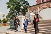Состоялась встреча епископа Бронницкого Фомы с директором Благотворительного фонда имени равноапостольного князя Владимира
