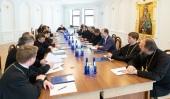 Митрополит Минский Павел возглавил совещание ректоров и проректоров духовных учебных заведений Белорусской Православной Церкви