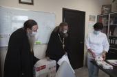 Ярославская епархия передает медицинское оборудование больницам региона