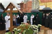 На 40-й день после кончины митрополита Варнавы (Кедрова) в столице Чувашии совершены заупокойные богослужения