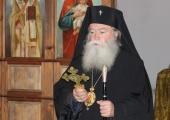 Поздравление Святейшего Патриарха Кирилла митрополиту Ловчанскому Гавриилу с 70-летием со дня рождения