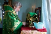 Память преподобного Мартина Туровского почтили в древнем Турове