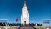 Митрополит Белгородский Иоанн принял участие в памятных мероприятиях по случаю 77-летия Прохоровского танкового сражения