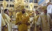 Председатель ОВЦС совершил богослужение на Подворье Сербской Православной Церкви в Москве
