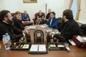 Председатель Финансово-хозяйственного управления провел совещание по реставрации Успенского собора Смоленска
