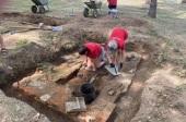 На месте бывшего Албазинского женского монастыря в Благовещенске начаты археологические исследования