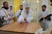 В Тернопольской области освящен новый храм вместо захваченного раскольниками