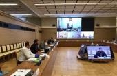 Ответственный секретарь Синодального комитета по взаимодействию с казачеством принял участие в заседании комиссии Совета при Президенте РФ по делам казачества