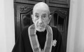 Патриаршее соболезнование в связи с кончиной заслуженного профессора СПбДА протоиерея Аркадия Иванова