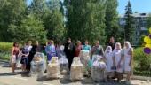 Златоустовская епархия передала необходимое оборудование детскому саду для особых детей