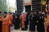 В Екатеринбурге молитвенно отметили 102-ю годовщину убийства Царственных страстотерпцев