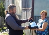 Сельские жители Курганской области получат продуктовую помощь от Синодального отдела по благотворительности