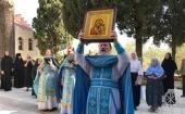 В Горненской обители в Иерусалиме прошли торжества по случаю праздника Казанской иконы Божией Матери