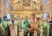 В Стефано-Махрищском ставропигиальном монастыре отпраздновали день памяти основателя обители